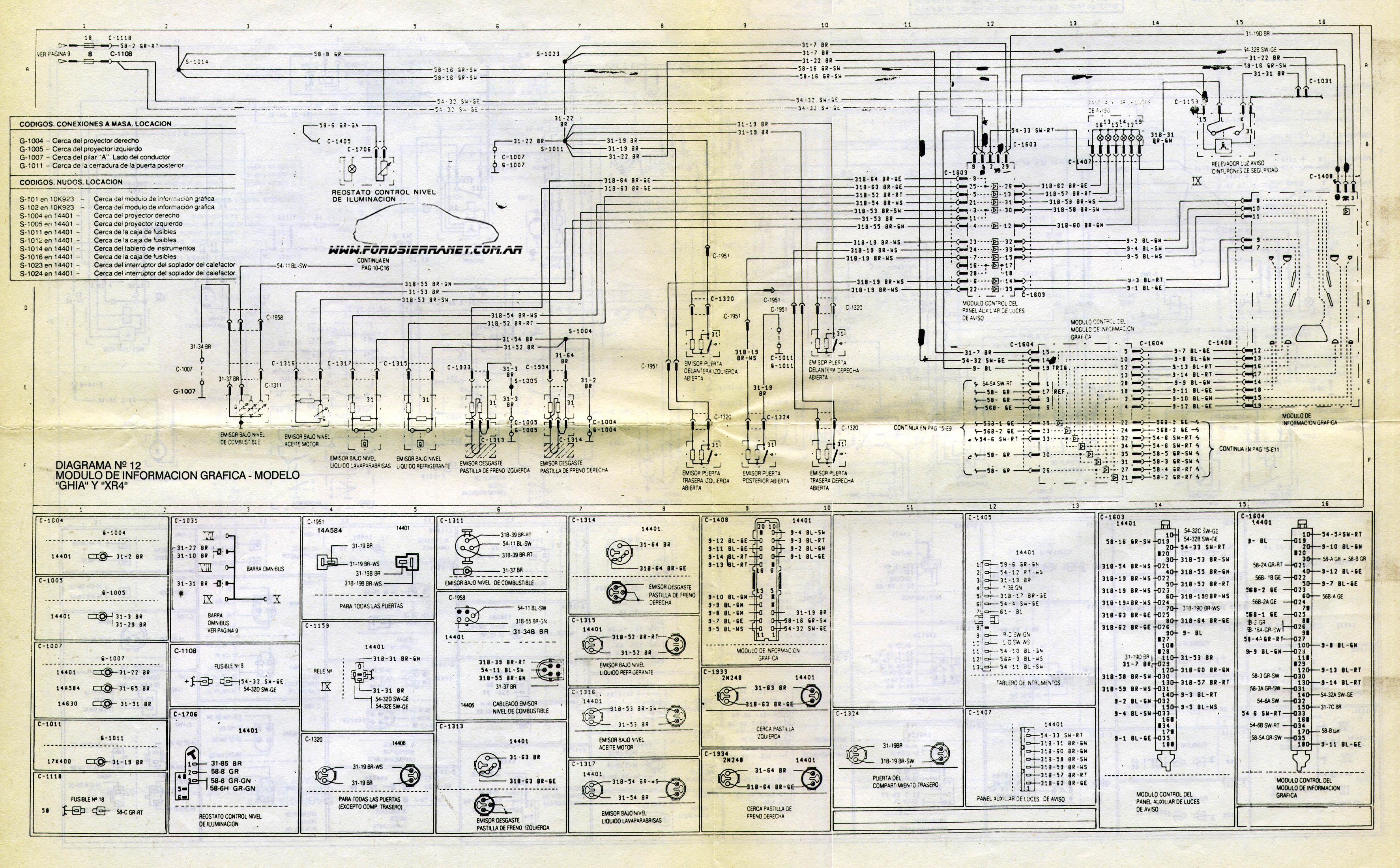 Diagrama De Caja Fusibles Lzk Galleryon 2000 Chevy Impala Fuse Box Diagram