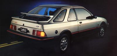 Historia del Ford Sierra